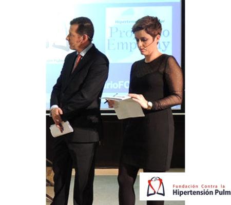 Carlos Garcia Y Marta Solano