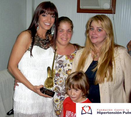 Merche Con Dani, Patri Y Elena