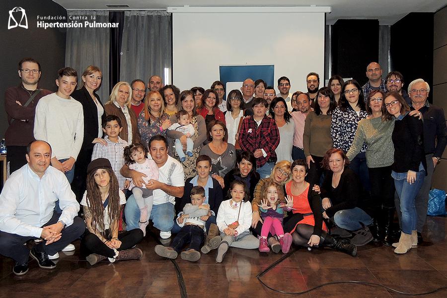 Foto De Familia. Hipertensión Pulmonar