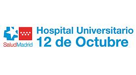 Logotipo hospital 12 octubre