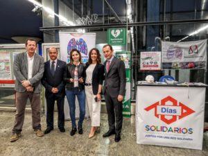 Presentación De La Campaña Divulgativa FCHP En Metro Madrid