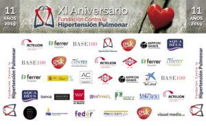 A Muy Pocos Días De Celebrar El XI ANIVERSARIO DE LA FUNDACIÓN CONTRA LA HIPERTENSIÓN PULMONAR