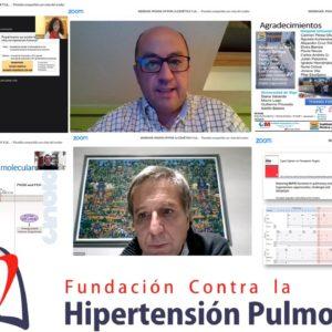 Éxito En La Webinar PASION HP POR LA GENÉTICA Y LA CLÍNICA EN LA HIPERTENSIÓN PULMONAR