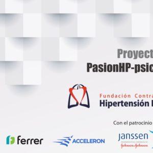 Proyecto PASIONHP- Acompañamiento, Atención E Intervención Psicosocial Con Afectados De Hipertensión Pulmonar, Trasplantados Y Sus Familias 2021_en Tiempos De COVID